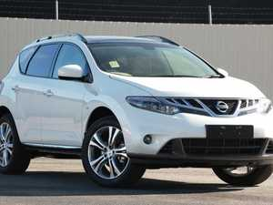 2015 Nissan Murano Z51 Series 4 MY14 TI Ivory Pearl 6 Speed Constant Variable Wagon