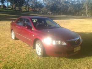2003  Auto  139,000 kms  Reg till Nov  Great Condition  $5,750  Ph: 0409474885
