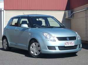 2007 Suzuki Swift RS415 Blue 5 Speed Manual Hatchback