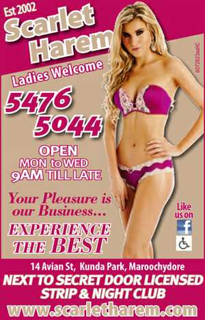All Enquires Welcome   Disabled & Handicapped   Friendly Personalised services especially for you   Short time to long time available   Up to 8 ladies per shift   Ladies Welcome   Open: Monday - Wednesday 9am till LATE Thursday - Sunday 24 Hours