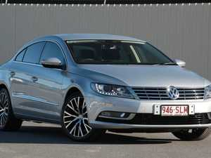 2012 Volkswagen Passat Type 3CC MY12 125TDI DSG Silver 6 Speed Sports Automatic Dual Clutch Coupe