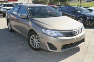 2013 Camry Altise Automatic. FULL SERVICE HISTORY! Absolutley beautiful car that is sure to impress. Wont last long in this condiotion. We are a family owned Award winning Multi-franchise Dealership which has been servicing the Sunshine Coast for over 21 years.  Our Dealerships are a true One Stop Destination for ...