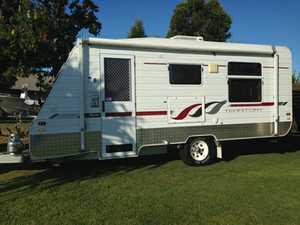 06 Supreme Territory    16'6  Vantec coated  garaged  low mileage  looks like new  registered   $24,000 neg   Phone (07) 41295934