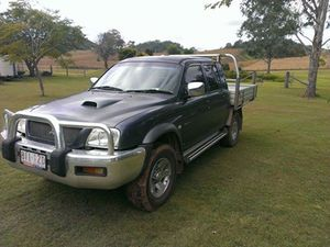 2005 Mitsubishi Triton GLXR