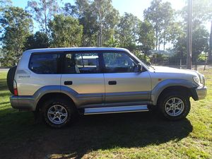 2002 Toyota Prado GXL 3.4L Manual