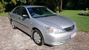 4cyl sedan, 173,000 kms, VGC, silver, t/w, very reliable car, auto, full service history, 6 mnths rego + RWC.