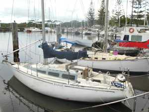 "Expressions of interest are sought for the sale of sailing vessel ""Kitty Hawk""(dec. owner) moored at The Brunswick Heads Marina. The Co-op is exercising its right of sale for accumulated unpaid mooring fees. Sale to be 'as is, where is' with a condition she be removed upon purchase. Written ..."