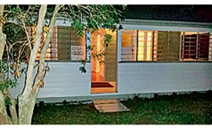 Close to CBD, shops, schools & transport.  This quirky 2 bed character cottage with large kitchen, separate lounge & dining, sleep out.  Freshly painted, polished floors throughout, fenced yard.   $285 pw