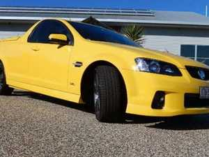 2012 Holden Commodore VE II MY12 SV6 Yellow 6 Speed Manual Utility