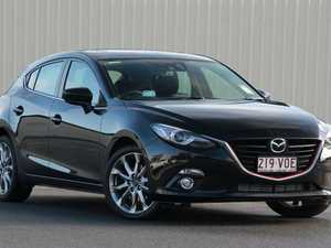 2014 Mazda 3 BM5428 XD SKYACTIV-Drive Astina Jet Black 6 Speed Sports Automatic Hatchback