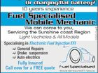 Fuel Specialised Mobile Mechanic
