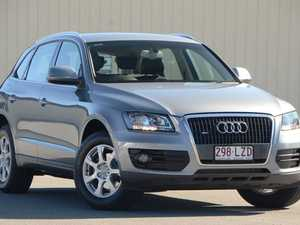 2009 Audi Q5 8R MY10 TDI S tronic quattro Grey 7 Speed Sports Automatic Dual Clutch Wagon