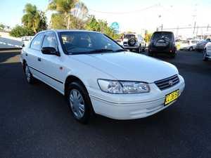 2001 Toyota Camry SXV20R CSi White 4 Speed Automatic Wagon