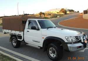 4.2L Turbo Diesel, 4X4, 103000 km, to0w bar, bull bar, Dual battery system, Long Range Fuel Tank, toolbox, Custom roof racks, reg: 1CNO478