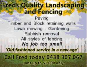 Paving 