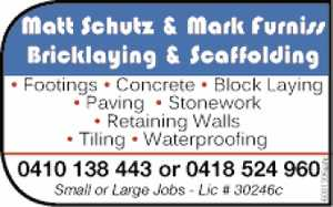 Footings, 