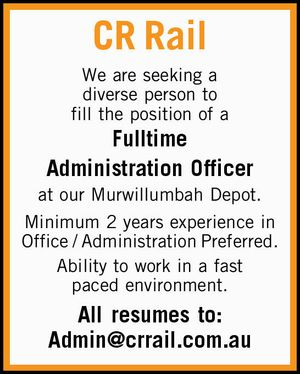 CR Rail 