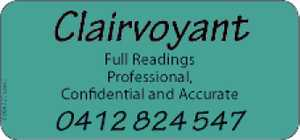 Full Readings  Professional  Confidentail and Accurate
