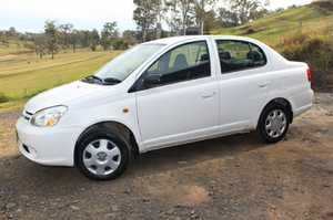 2003  Manual  156,000 kms  4 new tyres  Log book History  $4,500 ONO