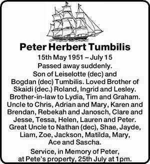 Peter Herbert Tumbilis