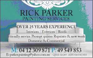 Over 25yrs Experience
