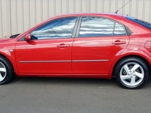 2005 Mazda 6 GG1032 Classic Red 6 Speed Manual Sedan
