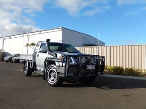 2011 Holden Colorado RC MY11 LX Silver 5 Speed Manual Cab Chassis