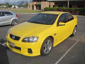 2011 Yellow SV6 Holden Commodore, low km's, new tyres, CD/USB, touch screen, dual climate controls, cruise,  excellent condition with many extras, driver relocating overseas.
