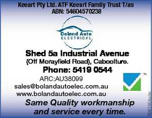 Keeart Pty Ltd. ATF Keeart Family Trust T/as