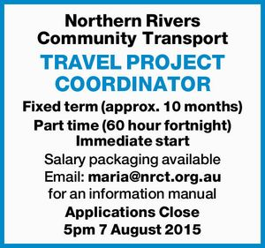 Northern Rivers Community Transport