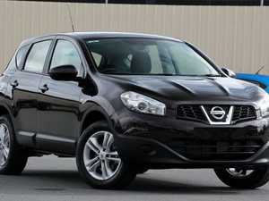 2013 Nissan Dualis J10W Series 4 MY13 ST Hatch X-tronic 2WD Nightshade 6 Speed Constant Variable Hat