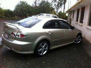 2005 Mazda 6 luxury sports