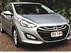 Hyundai GD2 i30 hatch.