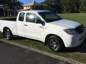 Toyota Hilux Ute