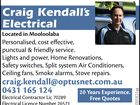 Craig Kendall's Electrical