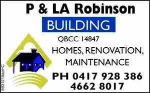 Building  Homes  Renovation   QBCC 14847