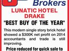 LUNATIC HOTEL DRAKE