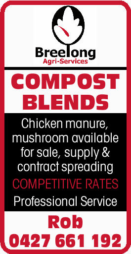 Chicken manure, mushroom available for sale, supply & contract spreading COMPETITIVE RATES Professional Service Rob 0427661192
