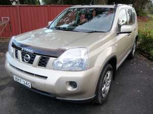 2009 Nissan X-Trail T31 ST (4x4) Gold 6 Speed Manual Wagon