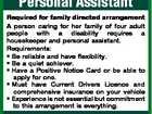 Housekeeper / Personal Assistant