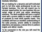 [Opportunities with APN] Media Sales Consultant The Gympie Times is part of APN Australian Publishing. APN is one of Australia's most diverse and successful media companies, publishing 12 daily newspapers and over 60 community newspapers and non-daily publications and a regional news network of more than 30 high growth ...