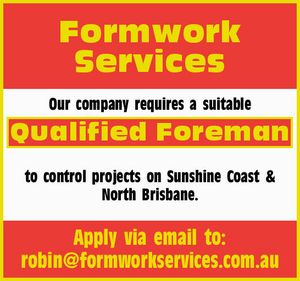 Formwork Services 