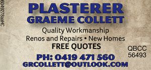 Quality workmanship  Renos and repairs,  new homes.  Free quotes.      QBCC 56493