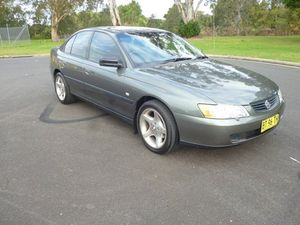 2003 Holden Commodore VY II Executive Grey 4 Speed Auto Active Select Sedan
