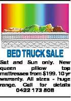 Sat and Sun only.