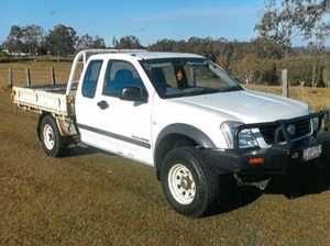 hOLDEN rODEO 3LTR