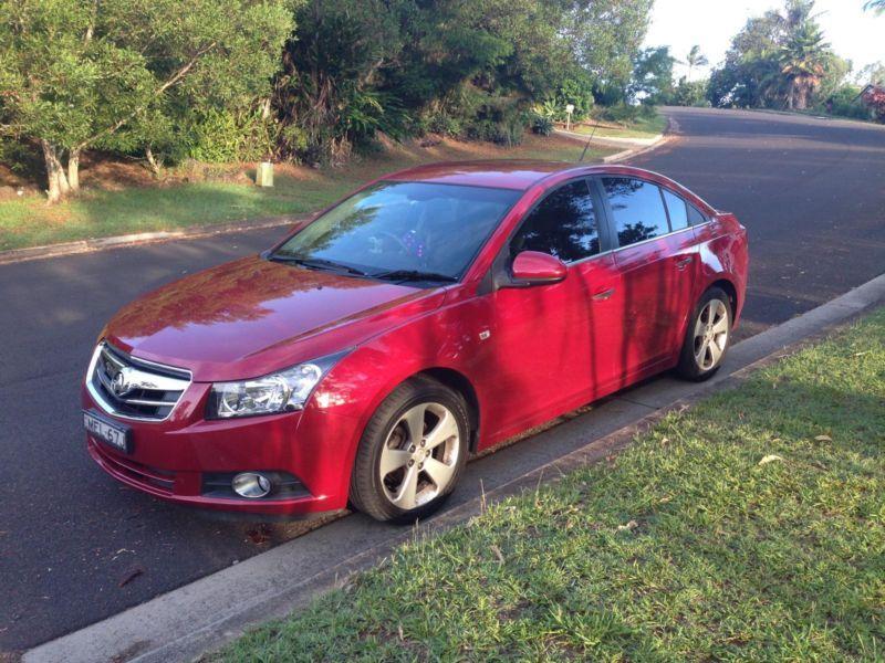 URGENT Holden Cruze 2010 CDX