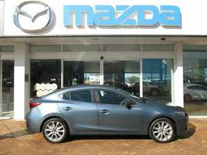 2014 Mazda 3 BM5236 SP25 SKYACTIV-MT GT Blue 6 Speed Manual Sedan
