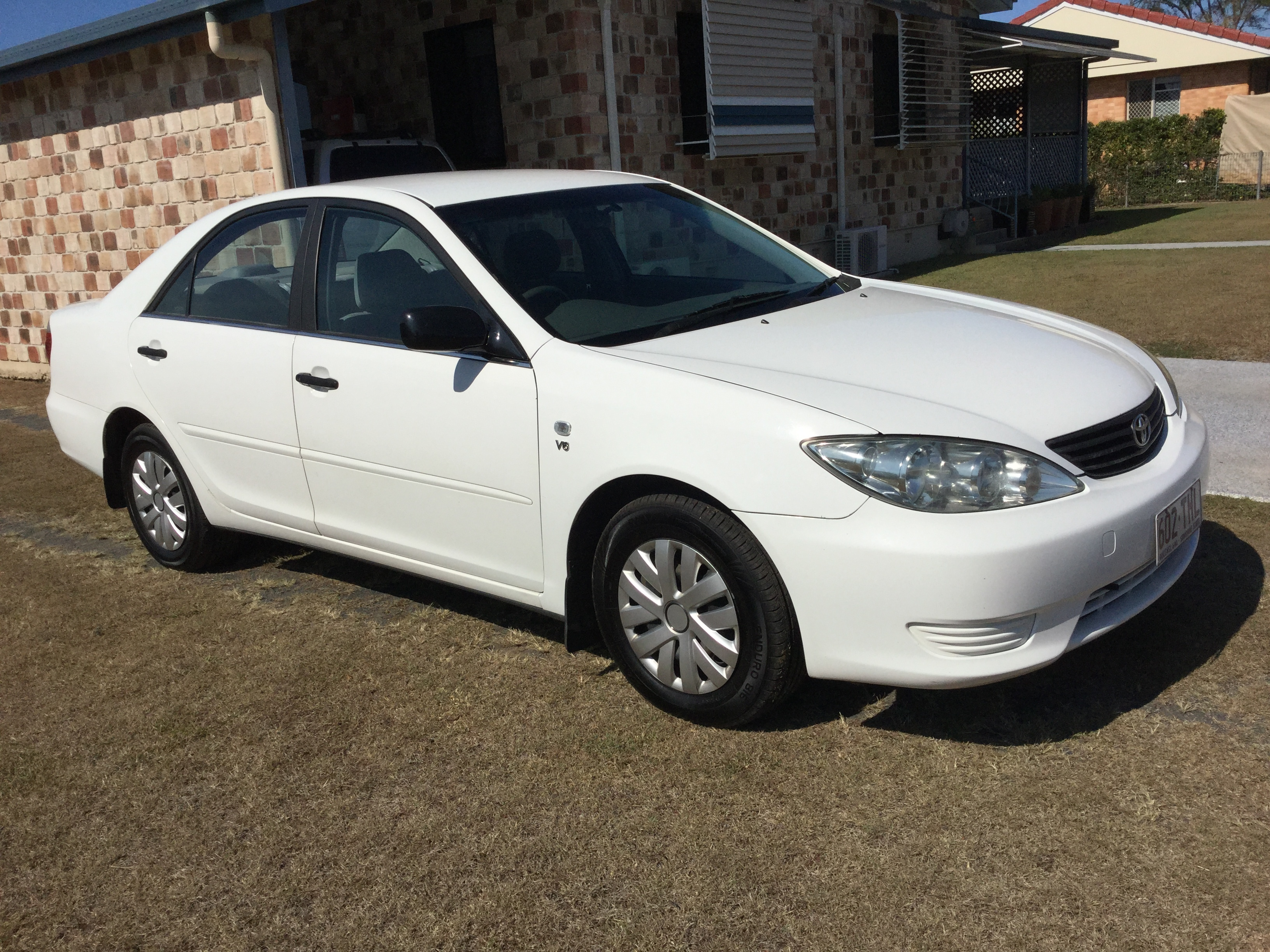 Altise sedan, V6 auto in good condition.  RWC