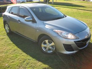 2011 Mazda 3 BL 10 Upgrade NEO Grey 6 Speed Manual Hatchback